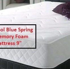 Serena Faux Leather Bed - Double - King 6