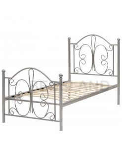 Annabel Metal Frame Bed With Mattress 8