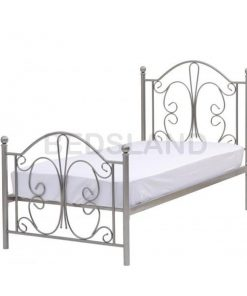 Annabel Metal Frame Bed With Mattress 9