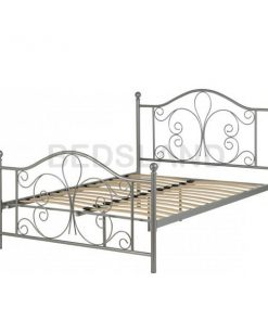Annabel Metal Frame Bed With Mattress 11