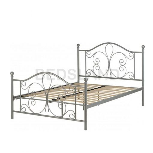Annabel Metal Frame Bed With Mattress 5