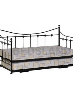 Torino Day Metal Bed Frame Single & Double 6