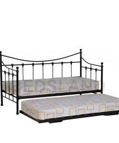 Torino Day Metal Bed Frame Single & Double 5