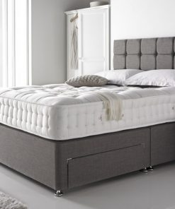 Cheap Divan Beds with Mattress and Headboard