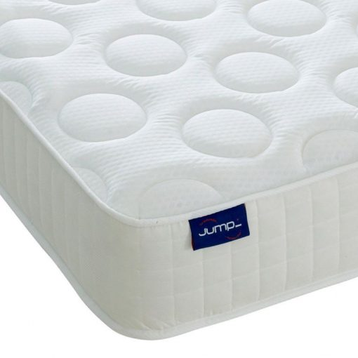 Luxury Cool Touch Fabric Pocket Spring Mattress 2