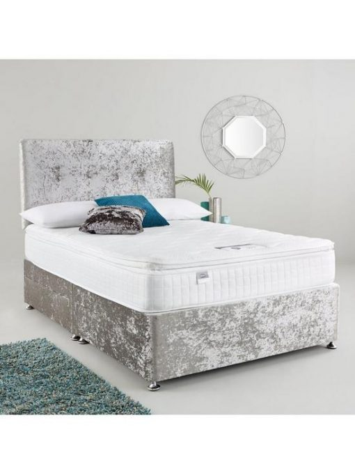AHMED Divan Bed with Drawers & Mattress 1